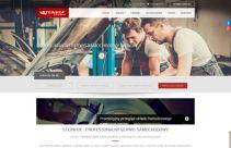 Strona www dla firmy Steinhof