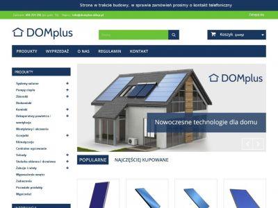 Sklep internetowy z branży budowlanej
