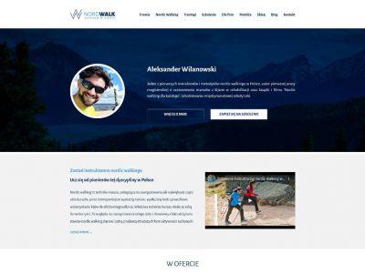 Firmowa strona www z indywidualnym projektem