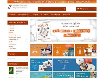 Sklep internetowy dla Wydawnictwa