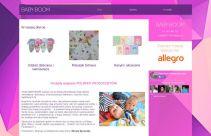 Strona www dla firmy BabyBoom