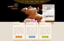 Strona www dla masażysty
