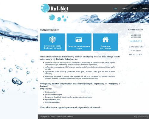 Strona www dla rafnet24