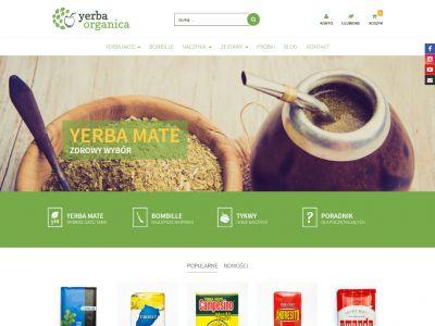 Sklep internetowy z Yerba Mate